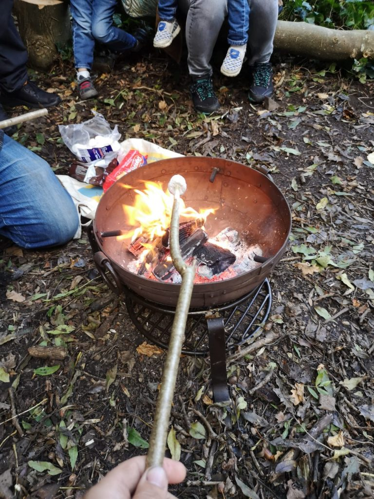 Forest School Opens!