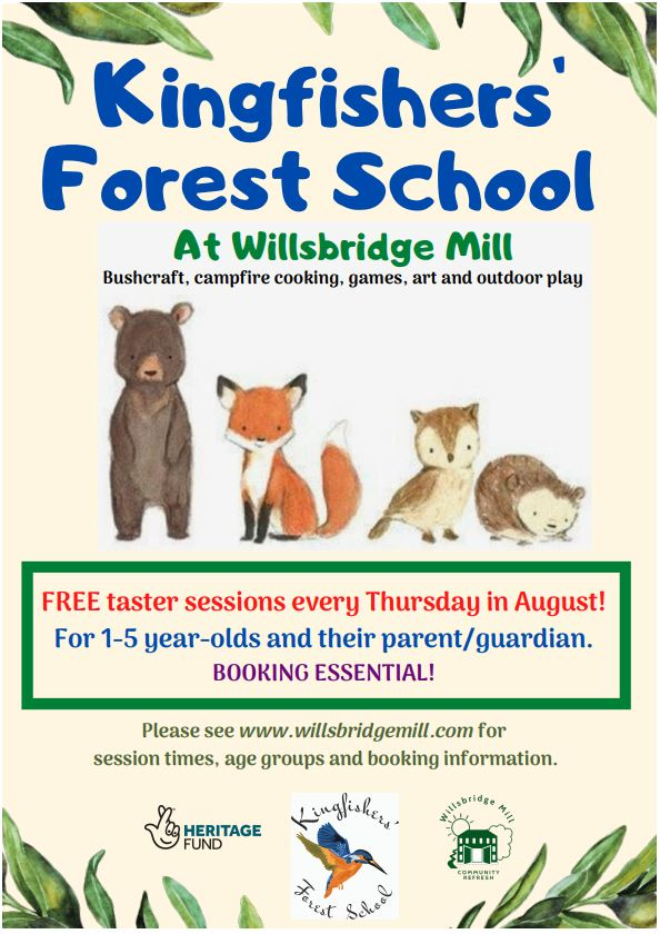 Forest School in August